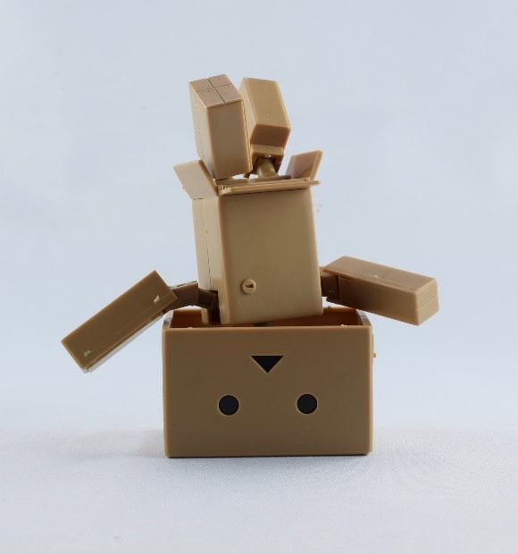 Amazon seller account deactivated - Danbo upside down