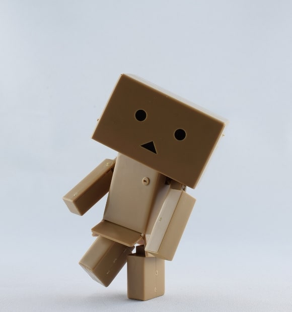 Danbo learning that Amazon can suspend you for document manipulation